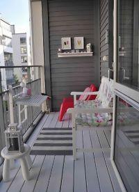 Обшивка балкона14