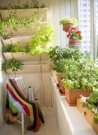 Обшивка балкона15