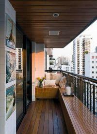 Обшивка балкона1