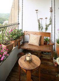 Обшивка балкона3