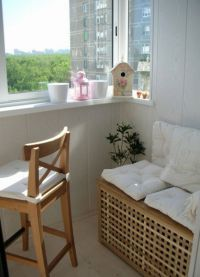 Обшивка балкона8