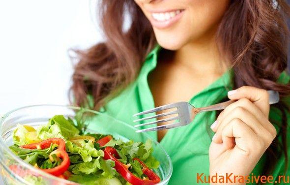 Очищение организма при помощи детокс диеты