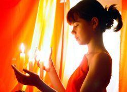 Очистка молитвами