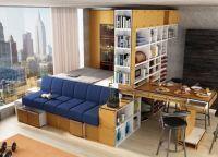 Однокомнатная квартира-студия7