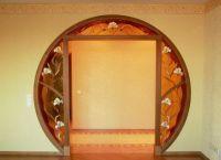 оформление дверного проема без двери 1