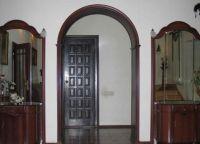 оформление дверного проема без двери 2