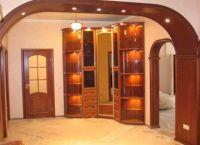 оформление дверного проема без двери 7