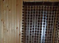 шторы на дверной проем 9