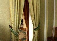 шторы на дверной проем 3