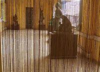 шторы на дверной проем 5