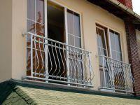 Ограждение балкона1