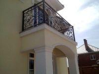 Ограждение балкона2