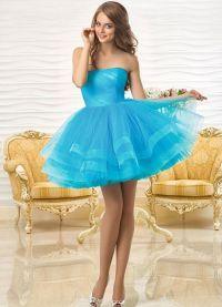 Оксана Муха вечерние платья 2014 1
