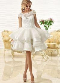 Оксана Муха вечерние платья 2014 2