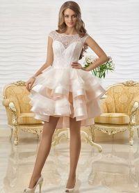 Оксана Муха вечерние платья 2014 4