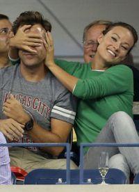 Оливия Уайлд и Джейсон Судейкис прекрасно проводят время вместе
