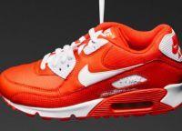 Осенние кроссовки Nike 6