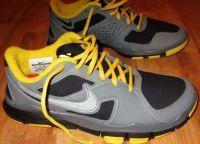 Осенние кроссовки Nike 9