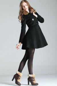Осенние пальто для девушек 3