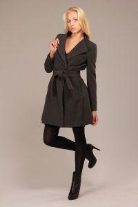 Осенние пальто для девушек 7