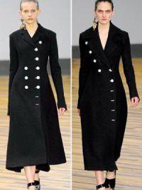 Осенние женские пальто 2014 12