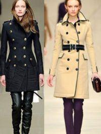Осенние женские пальто 2014 2
