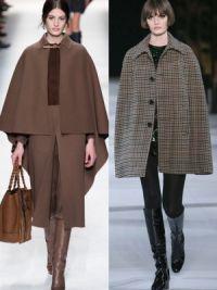 Осенние женские пальто 2014 7