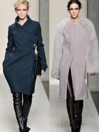 Осенние женские пальто 2014 8