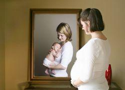 ощущения перед родам