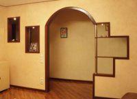 Отделка дверного проема без двери4
