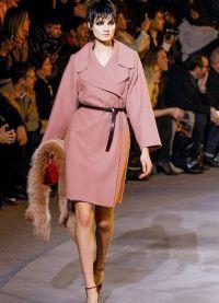 пальто модные тенденции 2014 1