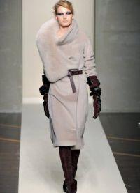 пальто модные тенденции 2014 3