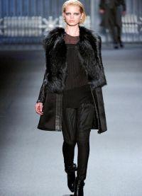 пальто модные тенденции 2014 4