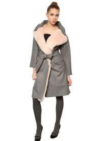 пальто модные тенденции 2014 6