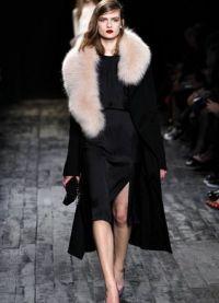 пальто модные тенденции 2014 8