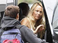 Pamela Anderson fara machiaj 12