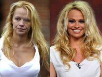 Pamela Anderson fara machiaj 6