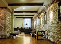 Панели для отделки стен в квартире10
