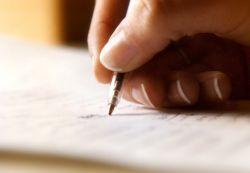 виды письменной речи