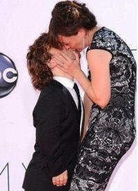 жена Эрика Шмидт обожает своего маленького мужа