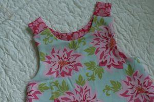 Платье для девочки своими руками21