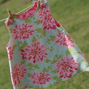 Платье для девочки своими руками44