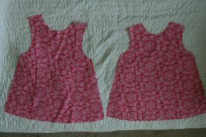 Платье для девочки своими руками4