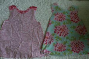 Платье для девочки своими руками8