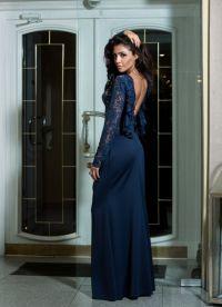платье на выпускной для мамы 2015 7