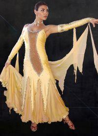 Платья для бальных танцев 5