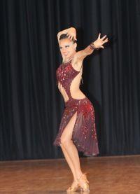 Платья для бальных танцев 8