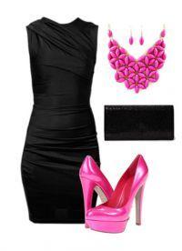 платья и туфли 10