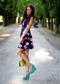 платья и туфли 5