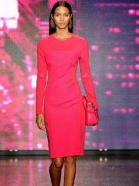 платья мода осень 2014 1